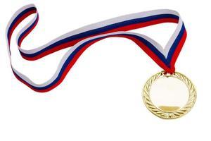 golden medal photo