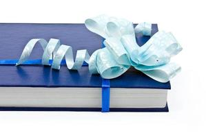 book with a decoration