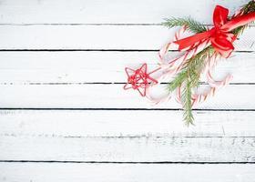 ramo de navidad foto