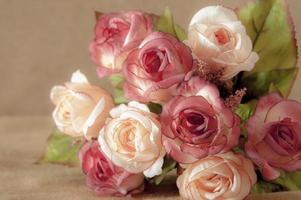 rose flowers,retro