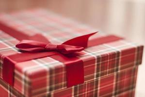 caja de regalo foto
