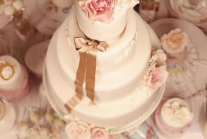 Marzipan Cake photo