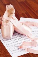 Ballet Shoes photo