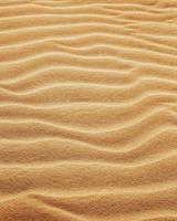 dunas de arena onduladas