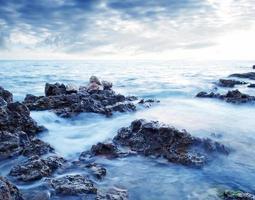 sea coast photo