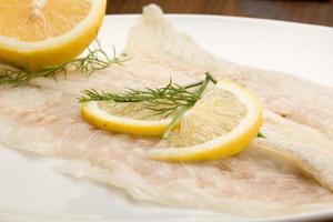 Sea Bass Appetizer