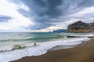 Crimea del mar negro, Ucrania