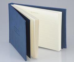 Guests book, plain