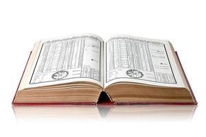 libros de astrología foto