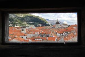 Dubrovnik, la perla del mar adriático foto