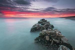 Mar en calma photo