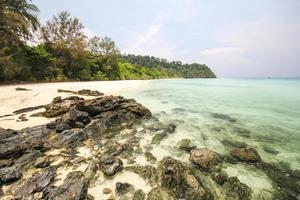 isla de rok, koh rok, provincia de trang tailandia