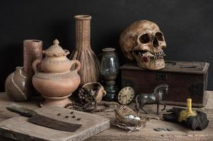 skull and other photo