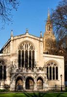 capilla en la abadía de westminster