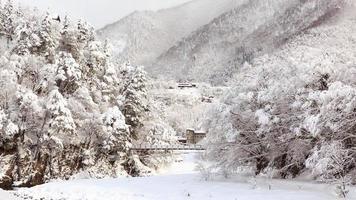 Shirakawa go photo