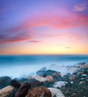 Sea in Crimea photo