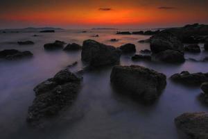 Sea of Thailand photo