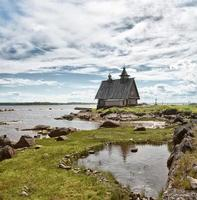 Church on the White Sea.