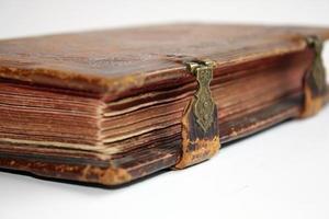 libro viejo. foto