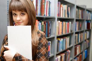 book and girls photo