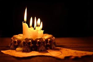 kwaadaardige kaarsen
