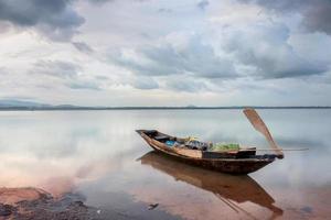 bateau de pêcheur thaïlandais