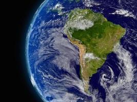 South America photo