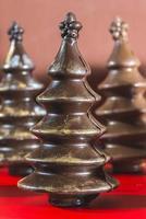 Chocolate Christmas Trees photo