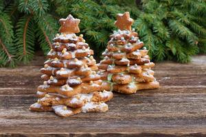 peperkoek kerstboom