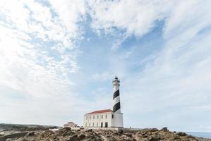 White lighthouse during daytime photo