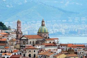 Amalfi coast, City Vietri sul Mare