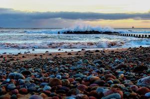 playa de aberdeen foto