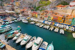 View of Le vallon des Auffes photo
