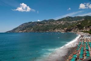 Maiori bay, Amalfi Coast peninsula