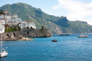 Amalfi Coast peninsula