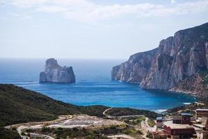 Nebida, Sardinia photo