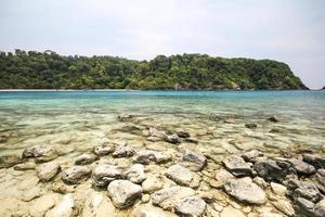Rok island, Koh Rok, Trang province Thailand photo