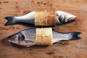 Bass fish photo