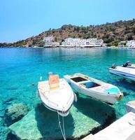 Crete, Loutro photo