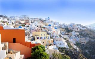Santorini, Greece photo