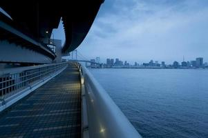 Tokyo Bay night view