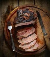 juicy piece of pork