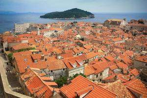 Dubrovnik old town photo