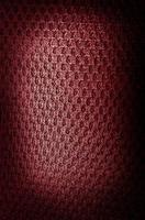 Linen textile background photo