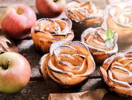 Apple rose photo