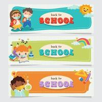 New Normal Back to School Banner