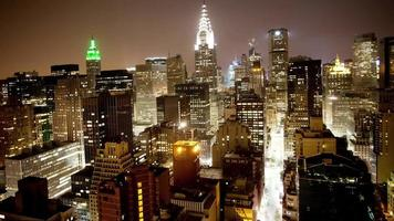 Skyline de Manhattan video