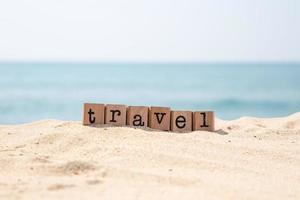 Travel idea for beach