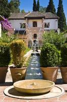 Generalife in Alhambra photo