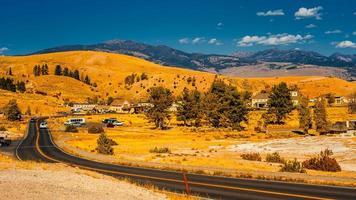 Yellowstone National Park, Wyoming photo